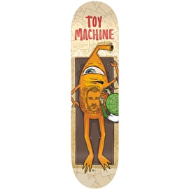 Toy Machine Overlord Skateboard Deck - 8.375