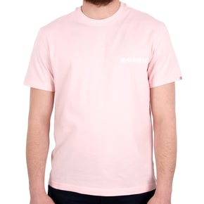 Element Blazin Chest Pastel T-Shirt - Rose Quartz