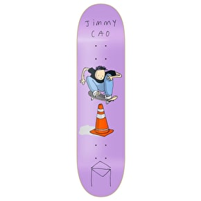 SK8 Mafia Cao Henry Jones Skateboard Deck - 8