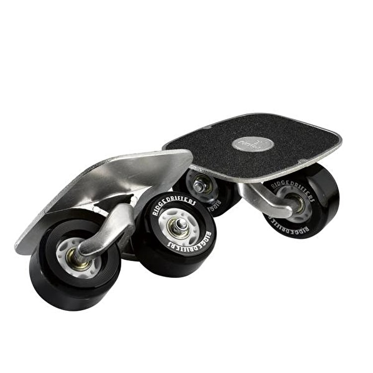 Ridge Freeline Drift Roller Skates - Black
