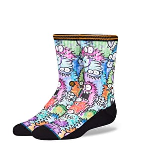 Stance Monster Party Kids Socks
