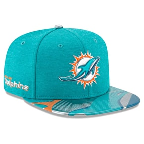 New Era 9FIFTY NFL17 Draft Miami Dolphins Cap