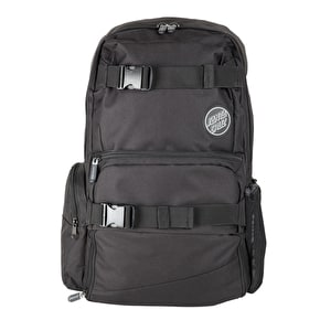 Santa Cruz Voyager II Backpack - Black