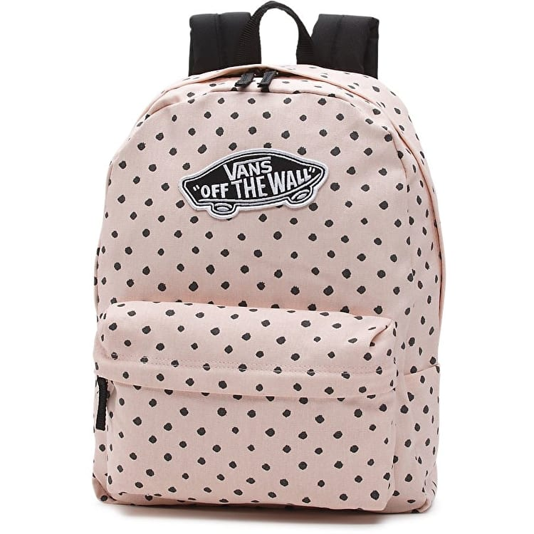 Vans Realm Backpack - Sepia Shibori Dot