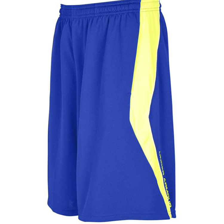 Under Armour EU Multiplier Shorts - Caspian Yellow