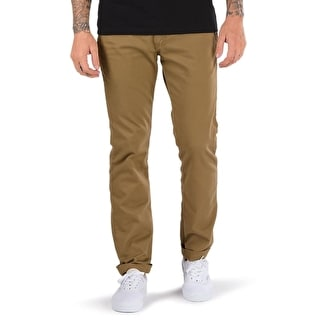 Vans Authentic Chinos - Dirt