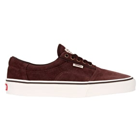 Vans Rowley Solos Skate Shoes - Coffee Bean
