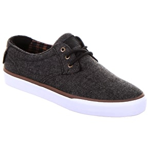 Lakai MJ Shoes - Grey Textile