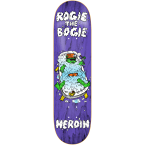 Heroin Skateboard Deck - Rogie Bath Salts 8.625