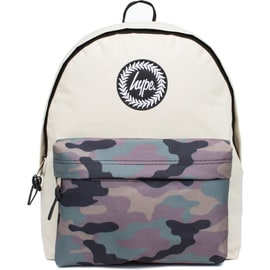 Hype Camo Pocket Backpack - Sand/Camo