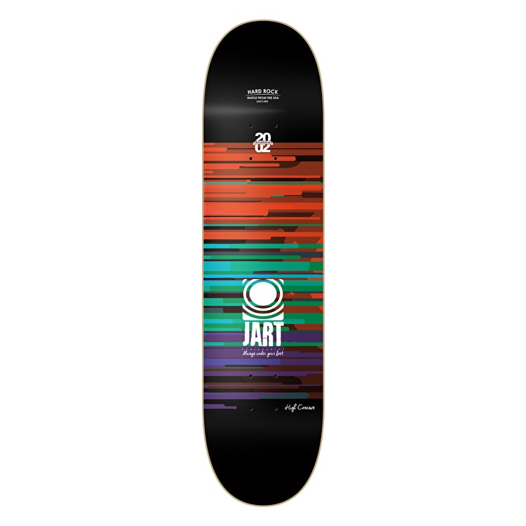 Jart Skateboard Deck - Speed 7.75""