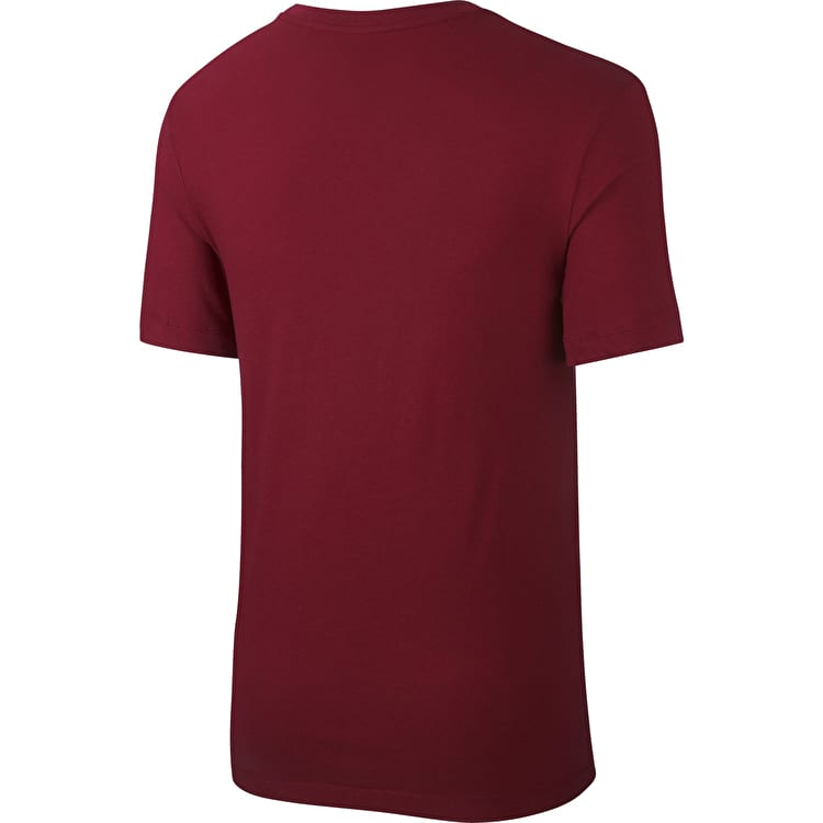 Nike SB Essential T Shirt - Team Crimson
