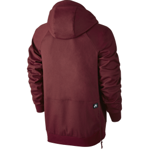 Nike SB Everett Anorak Jacket - Team Red