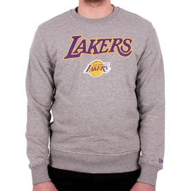 New Era NBA LA Lakers Tip Off Sweatshirt - Black