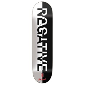 Girl Positive/Negative Skateboard Deck - McCrank 8.375