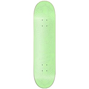 Primitive Ribeiro Jaguar Skateboard Deck - Pastel Green - 8.1