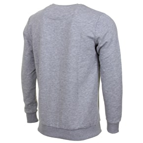 Hype Crest Crewneck - Grey