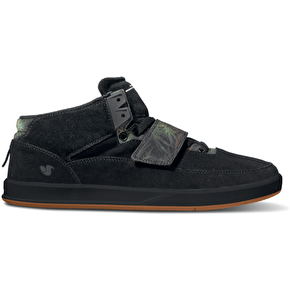 DVS Torey 3 Shoes - Black Suede