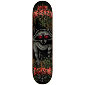 Darkstar Skateboard Deck - Raccoon R7 Decenzo 8.125