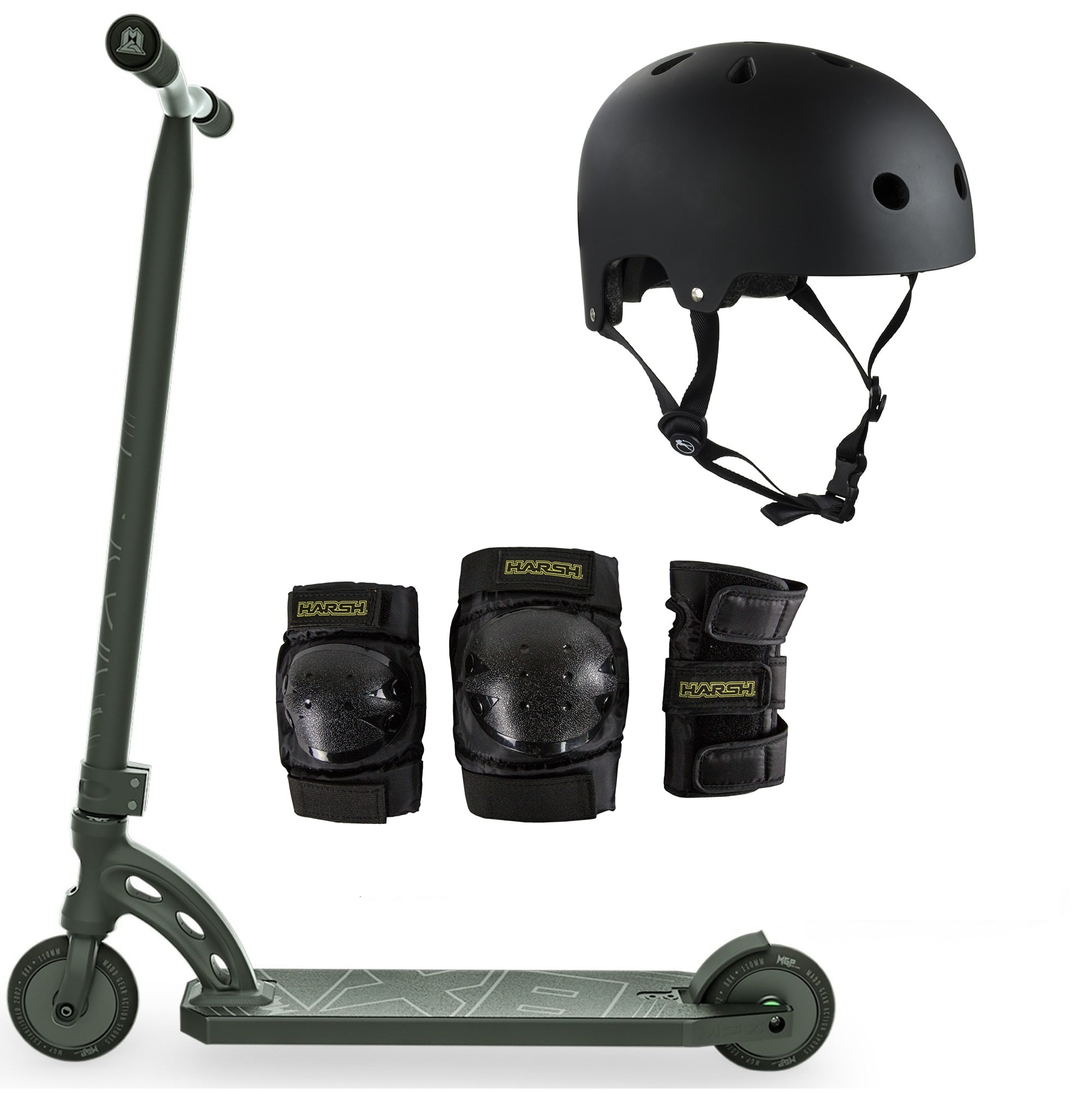 MGP VX8 Pro Complete Scooter Bundle | Browse All