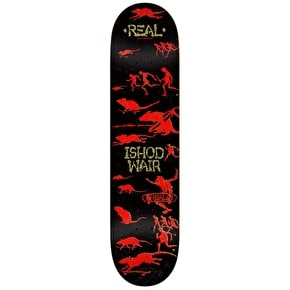 Real Skateboard Deck - Evolution Ishod Black 8.43