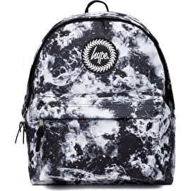 Hype Space Monotone Backpack - Black/White
