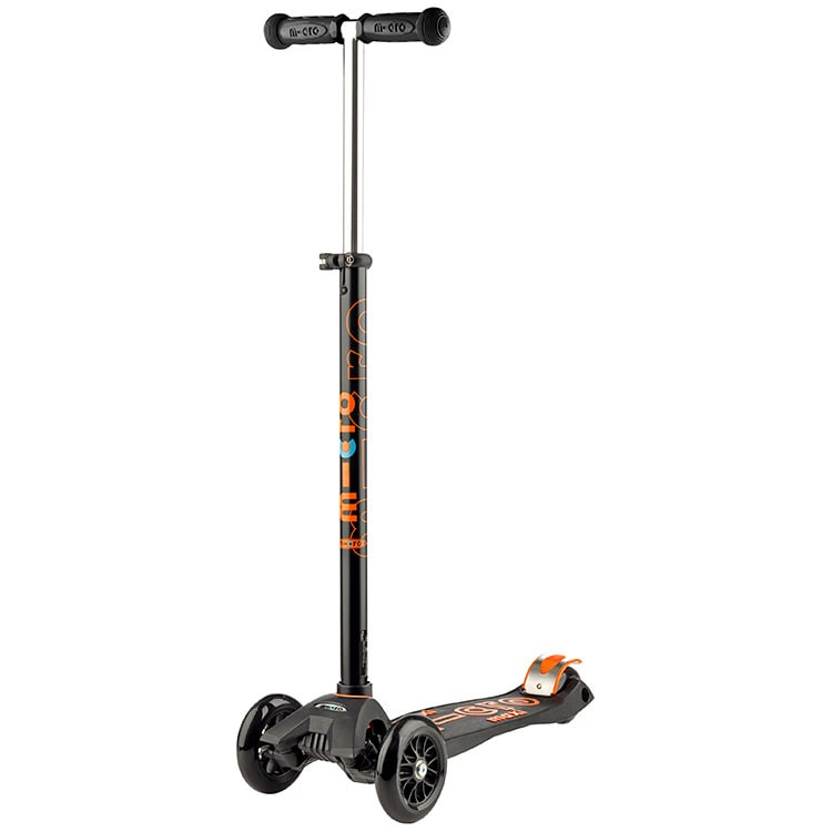Maxi Micro Deluxe Complete Scooter  Black