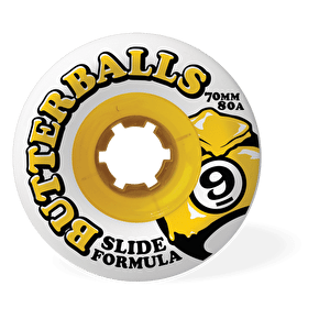 Sector 9 Butterballs Longboard Wheels - 70mm 80a