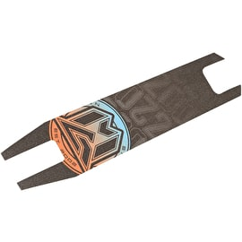 MGP VX6 Pro Scooter Grip Tape - Blue/Orange