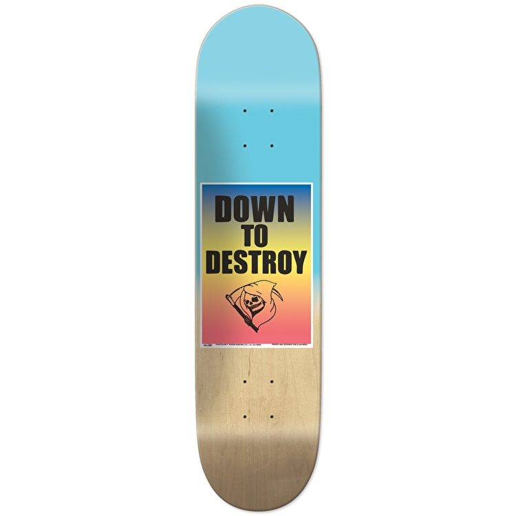 """Chocolate Signs Of The Times Skateboard Deck - Berle 8"""""""