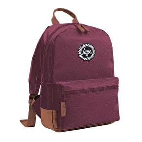 Hype Mini Backpack-Red/Tan