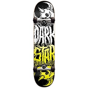 Darkstar Reverse Complete Skateboard - Yellow 7.8