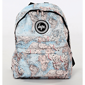 Hype Backpack - Maps
