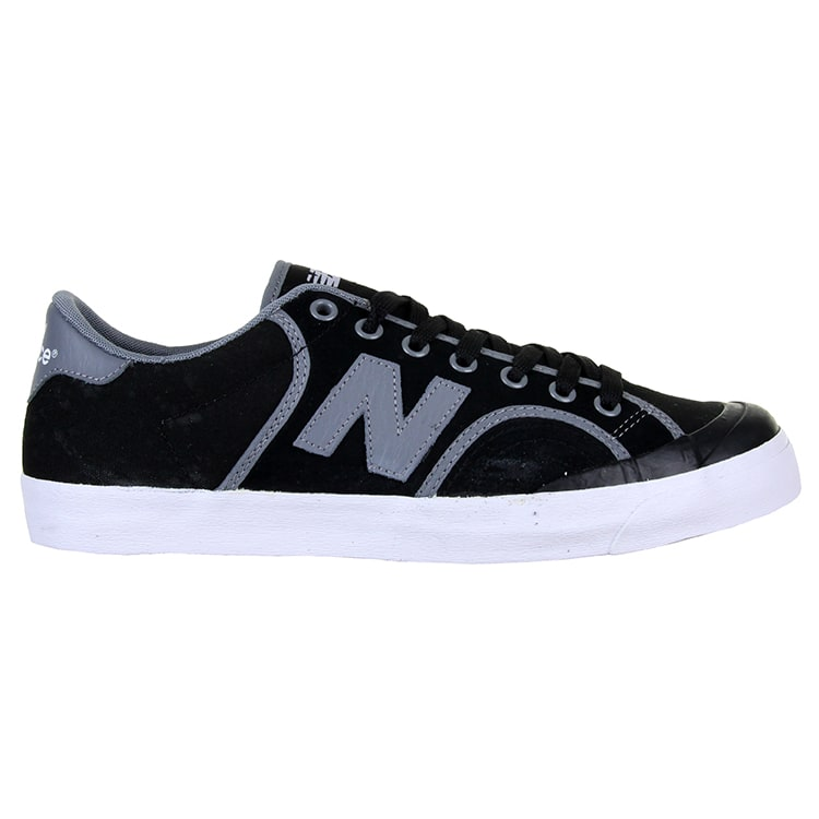 New Balance Pro Court Skate Shoes - Black/White