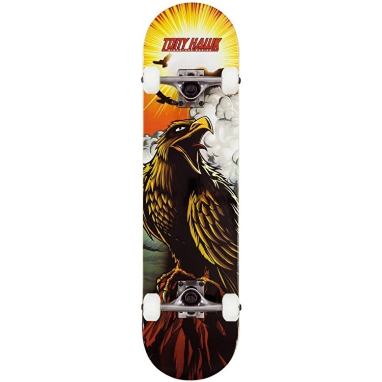 Tony Hawk 180 Hawk Roar Complete Skateboard - 7.75""