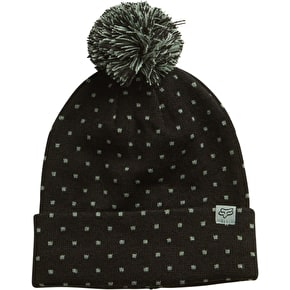 Fox Snow Bunny Beanie - Midnight