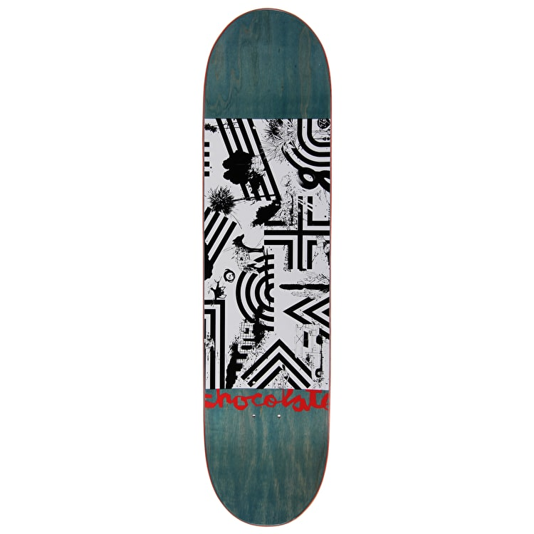 Chocolate x Hecox Anderson Skateboard Deck - 8.125""