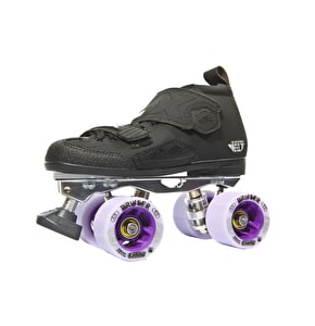 Crazy Skates DBX3 Venus Derby Skate Package