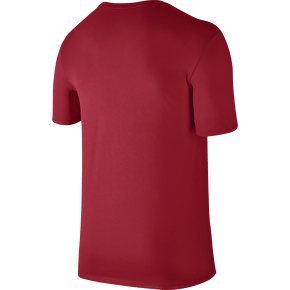 Nike SB Logo T-Shirt - University Red/White