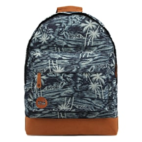 Mi-Pac Denim Backpack - Palm Indigo