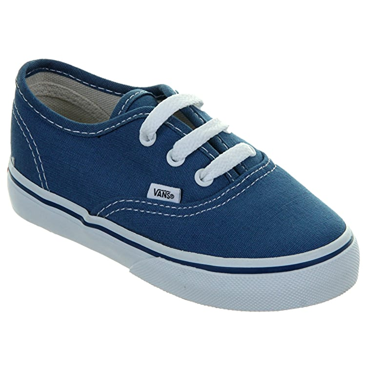 Vans Authentic Toddler Shoes - Navy