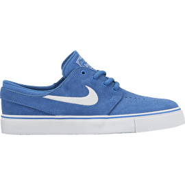 Nike SB Stefan Janoski Kids Shoes - Star Blue/White