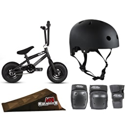 Venom 2018 2.0 Mini BMX/Mini Ramp Bundle