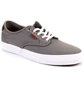 Vans Chima Ferguson Pro Shoes - (Saddle) Grey/White