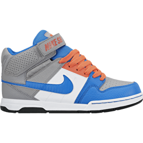 Nike Mogan 2 JR B Kids' Shoes - Wolf Grey/Photo Blue