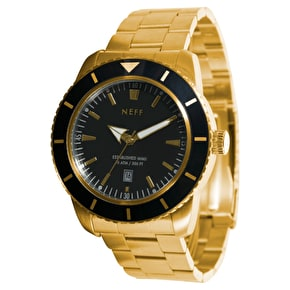 Neff Pretender Watch - Gold