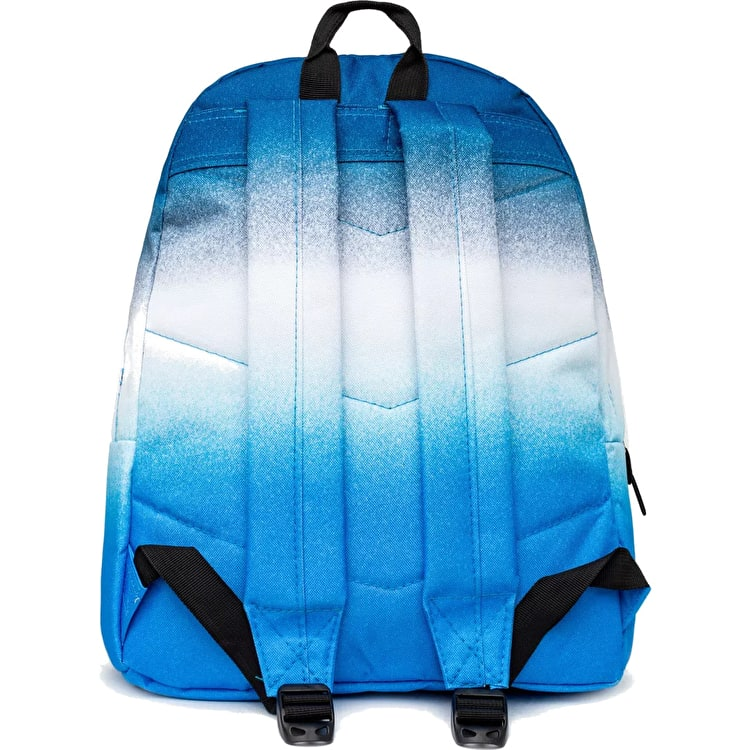 Hype Double Fade Backpack - Blue/White/Navy