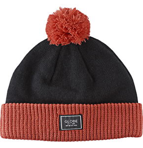 Globe Whitworth Beanie - Black