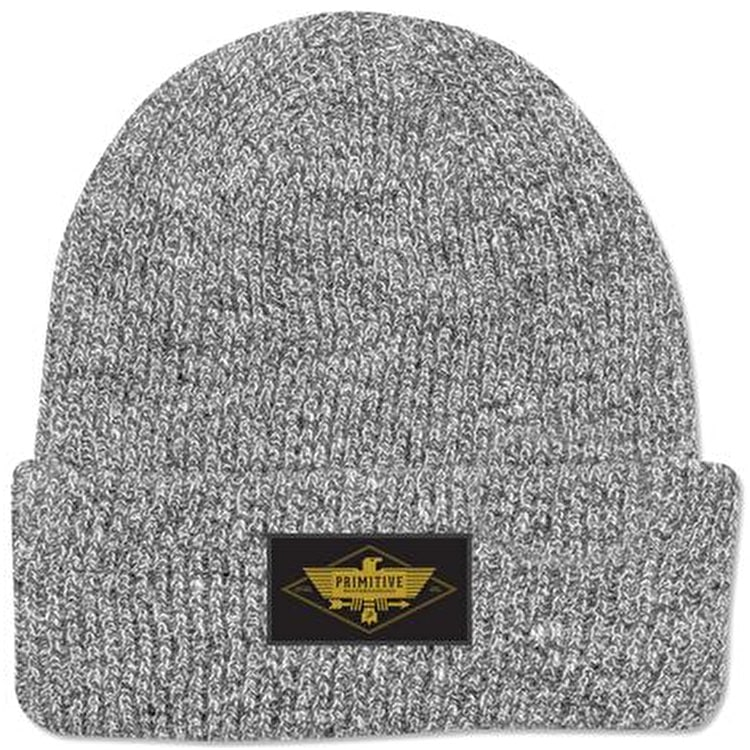Primitive Thunderbird Beanie - Athletic Heather