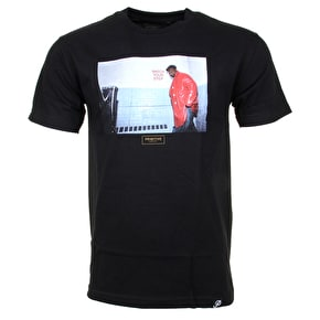 Primitive x Biggie Watch Your Step T-Shirt - Black